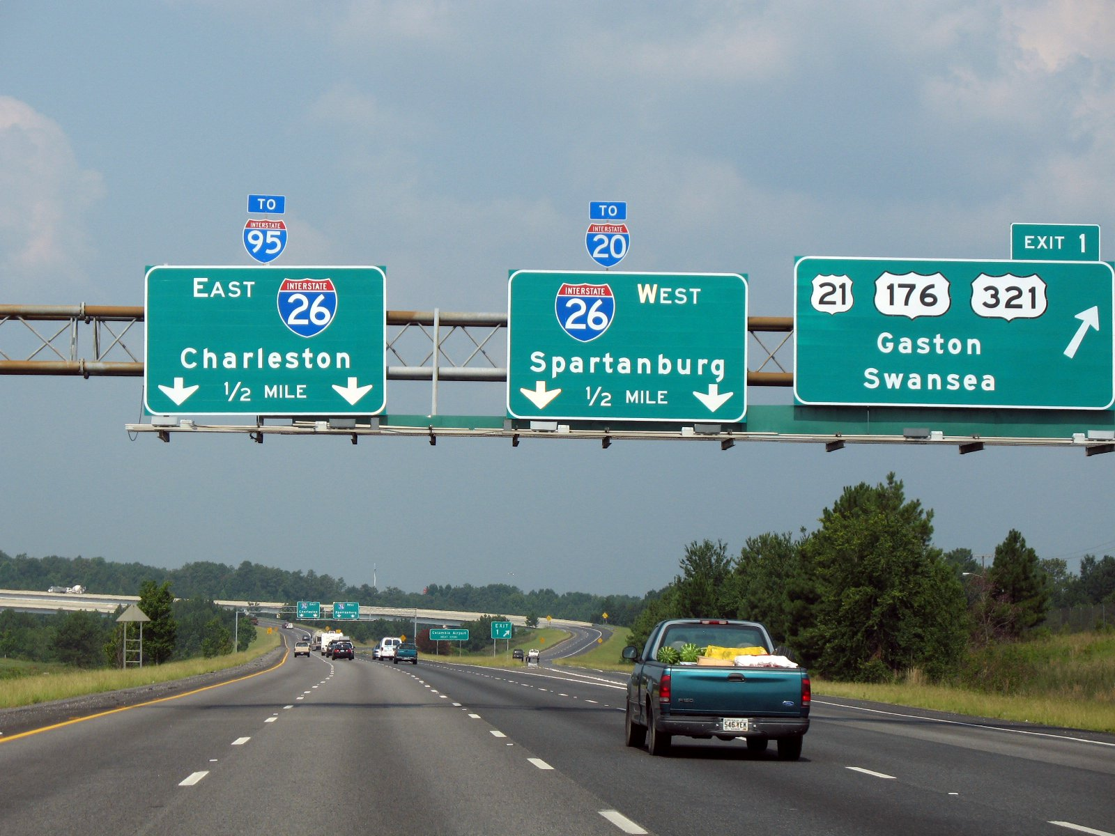 South Carolina Minimum Car Insurance